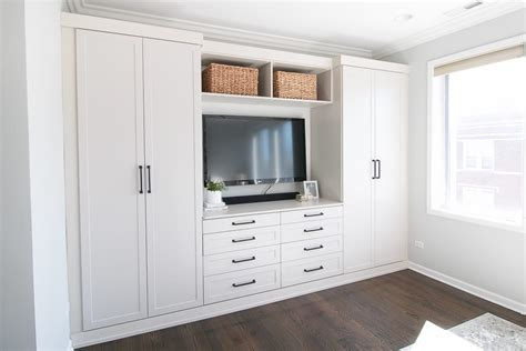 Built In Cabinets Bedroom by Master Bedroom Built Ins With Storage The Diy Playbook
