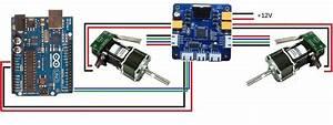 dc, servo, motor, driver, module, serial, , i2c, pid, control, closed