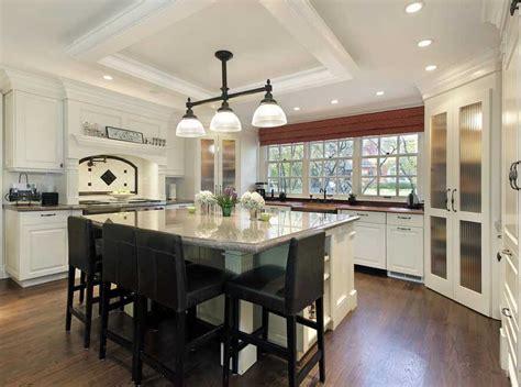 Center Island Kitchen Design Ideas  Home Interior & Exterior