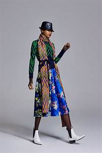 #LFW: Duro Olowu's Fall 2018 Collection is #BlackGirlMagic ...