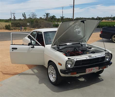 Datsun 1200 Coupe Sale by 1971 Datsun 1200 Coupe Car Competition Shannons Club