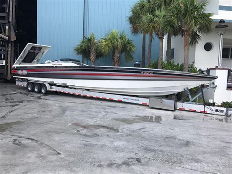 Cigarette Boats For Sale Germany by 2012 Cigarette 50 Marauder Power Boat For Sale Www