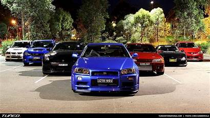 Tuner Cars Tuning Wallpapers Tuned Import Guy