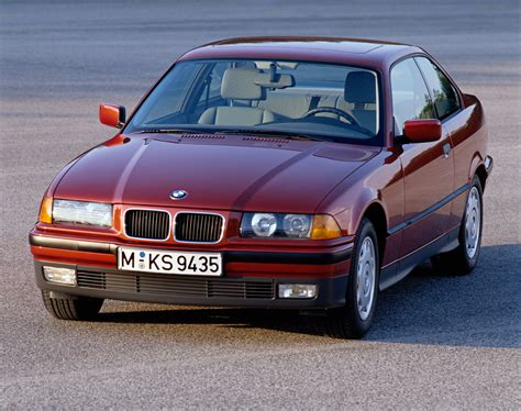 Bmw 3 Series Coupe (e36) Specs & Photos
