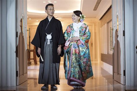 Traditional Japanese Wedding Suit by Japanese Wedding Traditions That Are Truly One Of A