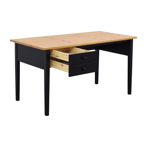 62% Off  Ikea Ikea Arkelstorp Desk Tables