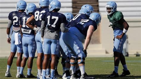 channel  unc tar heels football
