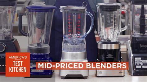 equipment review  blenders midpricedmid range