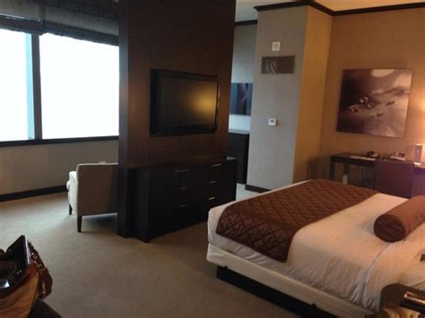 vdara 2 bedroom penthouse view of living room from upstairs 2 bedroom penthouse
