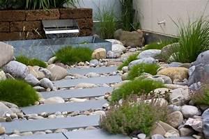 Gartengestaltung Mit Natursteinen : naturstein im garten h c eckhardt gmbh co kg ~ Markanthonyermac.com Haus und Dekorationen