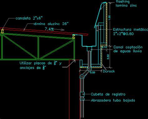 surface drainage dwg detail  autocad designs cad