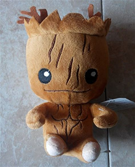 groot guardians   galaxy series figures plush toy