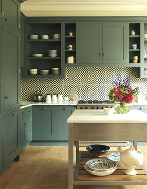 28 Colorful Kitchen Backsplash Ideas  Interior God