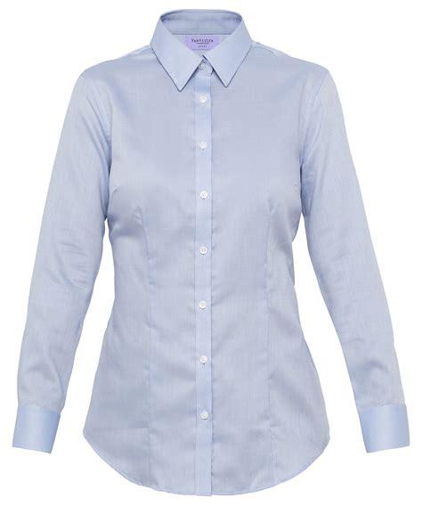 cotton polyester nail head classic fit shirt van heusen
