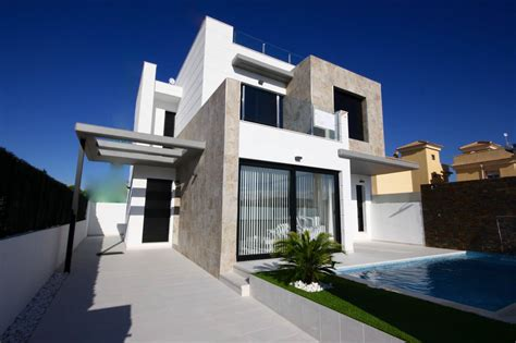 Modern : Modern Style Villas Doña Patro In Lomas De Don Juan