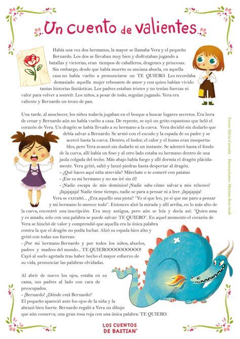 Un Cuento De Valientes  Libros Educativos Infantiles Y