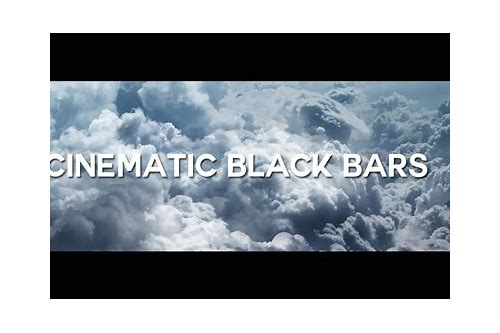 black bars overlay download