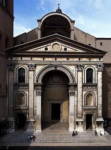 Architecture Neo Classique : basilica of sant 39 andrea mantua leon battista alberti ~ Melissatoandfro.com Idées de Décoration