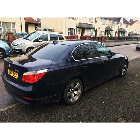 Bmw 530i 2004 by Bmw 530i 2004 Model Blue 4dr In Hull East