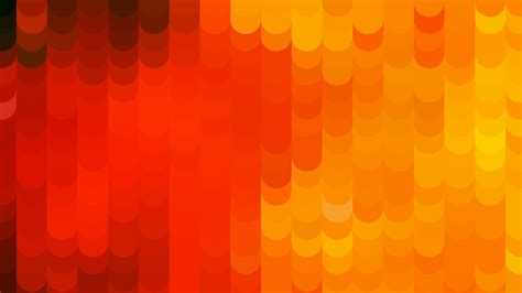 Abstract Orange Shapes by Abstract And Orange Geometric Shapes Background Graphic
