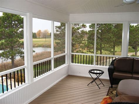 Screened Porch Window Coverings Winter