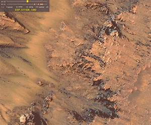 Have Researchers Discovered Water Flow On The Surface Of Mars?