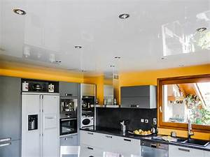 Eclairage Plafond Cuisine : eclairage faux plafond cuisine affordable fabulous ~ Edinachiropracticcenter.com Idées de Décoration