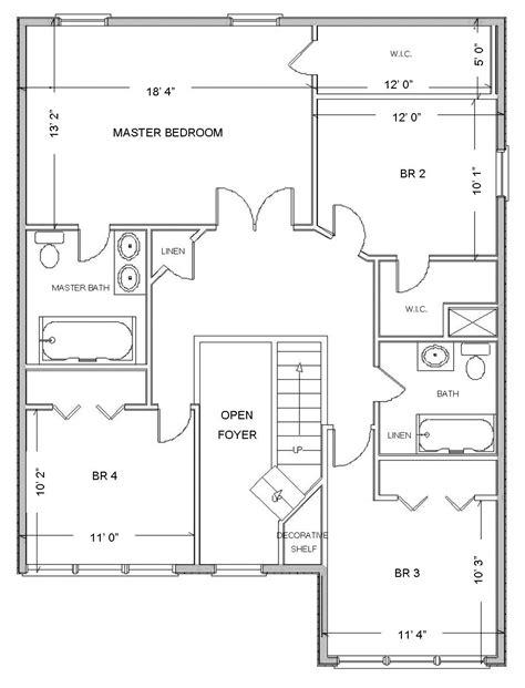 house blueprints free simple small house floor plans free house floor plan