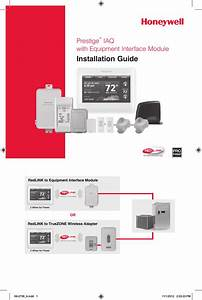 Honeywell Thx9421r02 Thx9421r02 User Manual 1