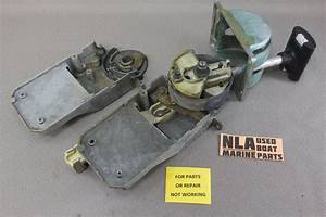 Omc Stringer For Parts Binnacle Mount Remote Electric