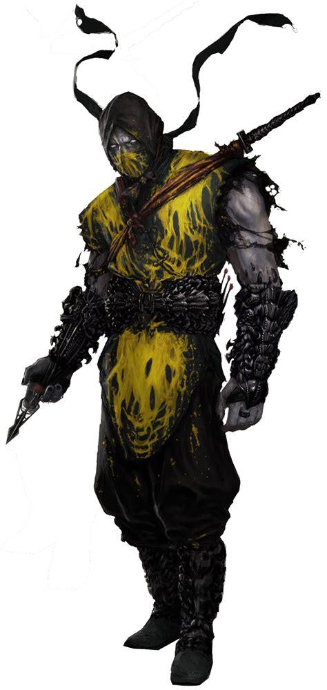 Scorpion 1 Videojuegos Juegos Pc Personajes De