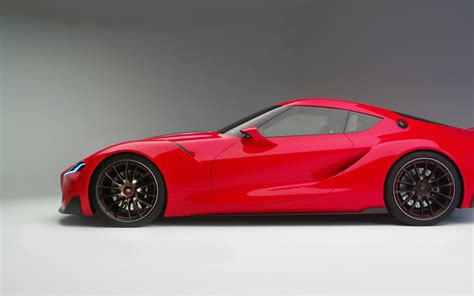 Toyota Ft 1 Concept 2018 Widescreen Exotic Car Wallpapers
