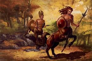 Centaurs by thegryph on DeviantArt