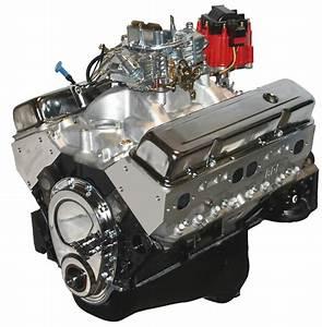 Blueprint Engine Long Block Crate Engine Chevy 383 6 3l