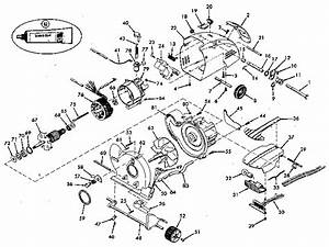 Kirby Classic Iii Vacuum Cleaner Parts