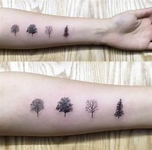 Baum Tattoo Bedeutung : 30 mystische baum tattoos tattoo spirit page 2 ~ Frokenaadalensverden.com Haus und Dekorationen