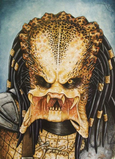 awesome predator fan art