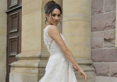 Meghan Markle Wedding Dress Revealed