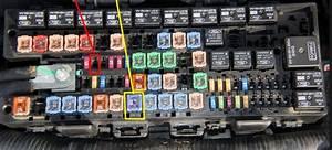 2010 F150 Platinum Fuse Box