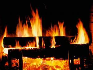 Christmas images Crackling Fire HD wallpaper and ...