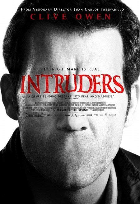 See Clive Owen in the Unsettling Poster for Intruders