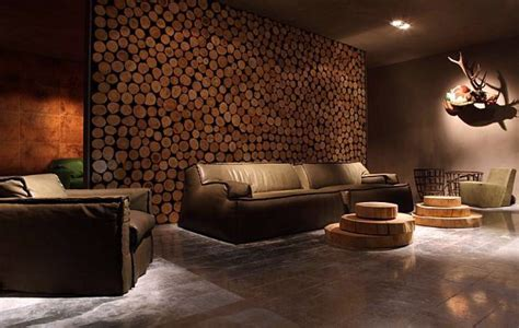 Make Wall Covering Made Of Wood Itself