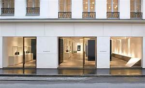 Givenchy - Jamie Fobert Architects | Shops, bars, museums ...