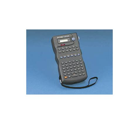 dymo 1000 electronic labelmaker each gray qvc
