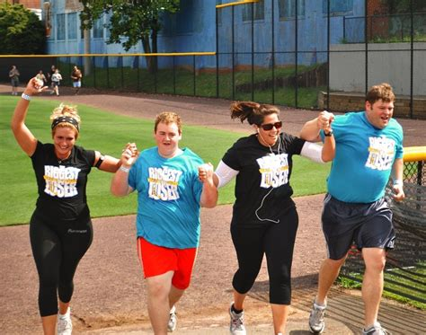 The Biggest Loser Team: Rebecca Meyer Daniel Wright Heba