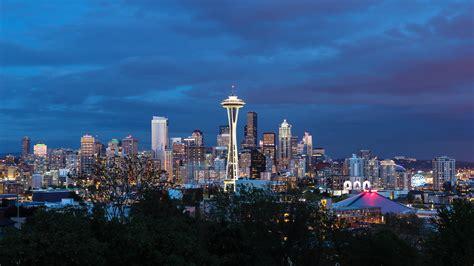 4k Seattle Wallpaper