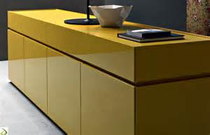 Halam modern sideboard with doors and drawers arredo
