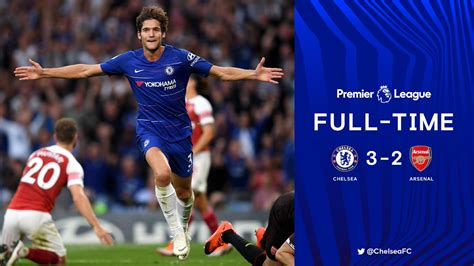 Chelsea vs Arsenal 3 - 2 [HIGHLIGHTS VIDEO DOWNLOAD]