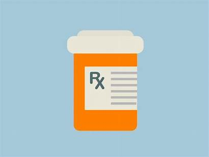 Icons Medical Medicine Animated Bottle Diabetes Dribbble
