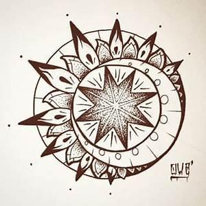 Lune Dessin Tatouage : modele tatouage soleil et lune recherche google tattoo ~ Melissatoandfro.com Idées de Décoration